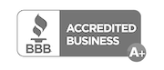 Better Business Bureau Accredited, A+ Rating